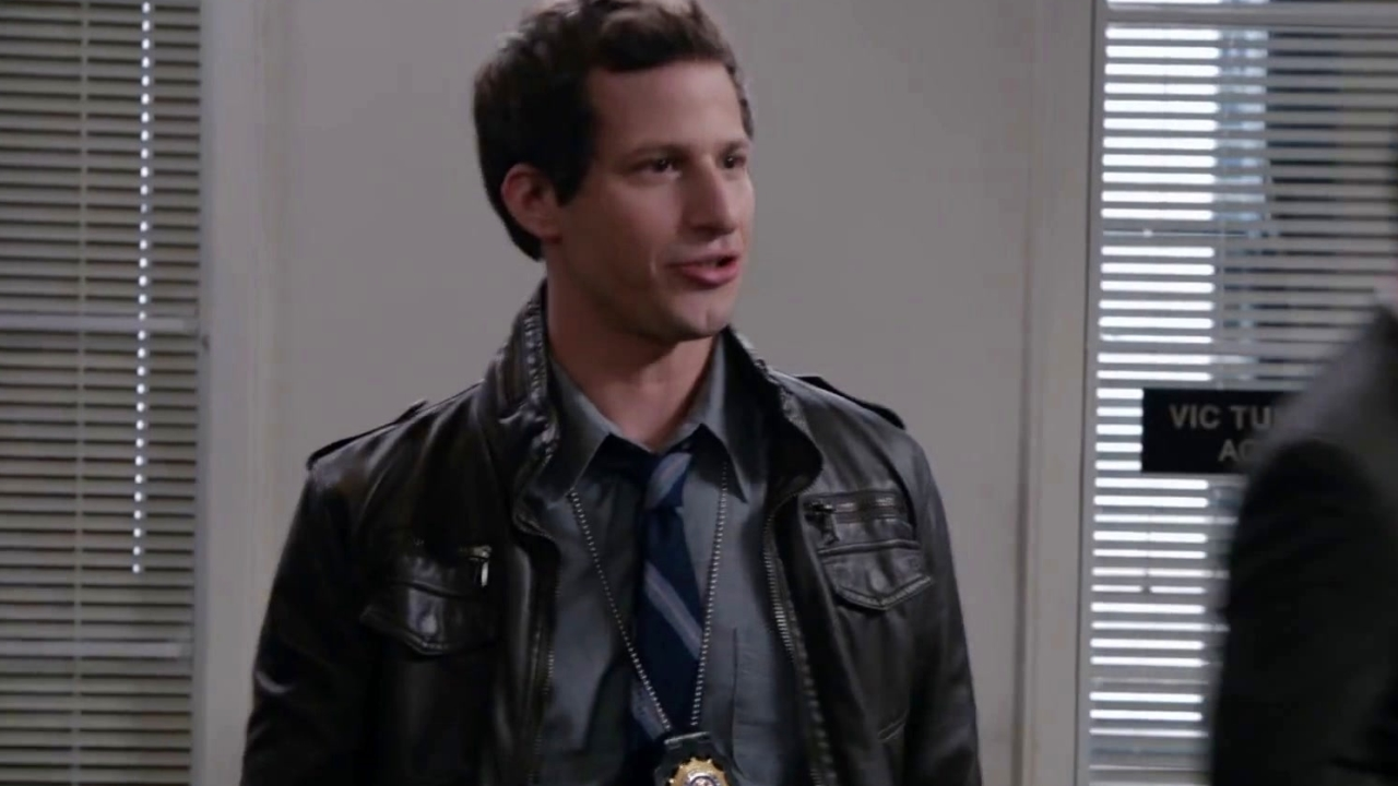 Brooklyn Nine-Nine: Jake And Charles Have A Meeting With Danger
