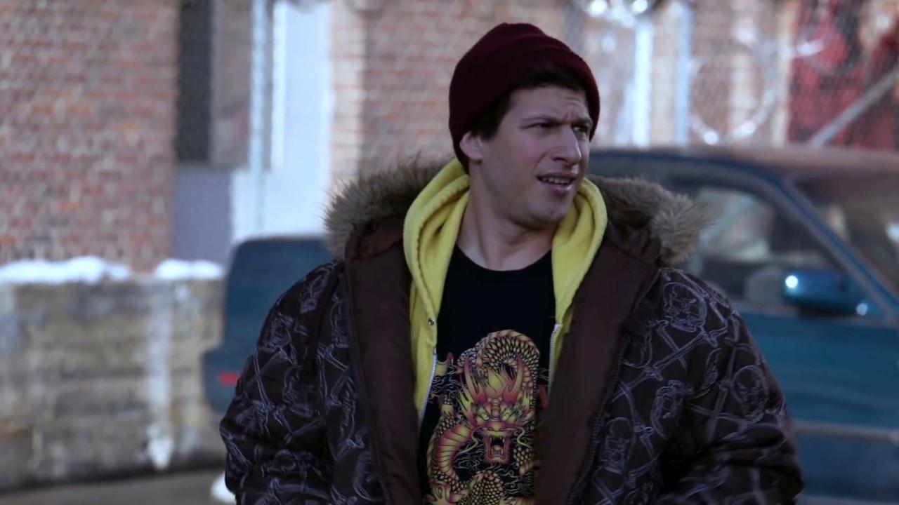 Brooklyn Nine-Nine: Jake Has To Help The Pontiac Bandit