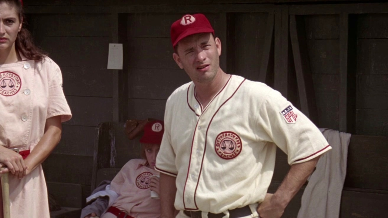 A League Of Their Own: No Crying In Baseball