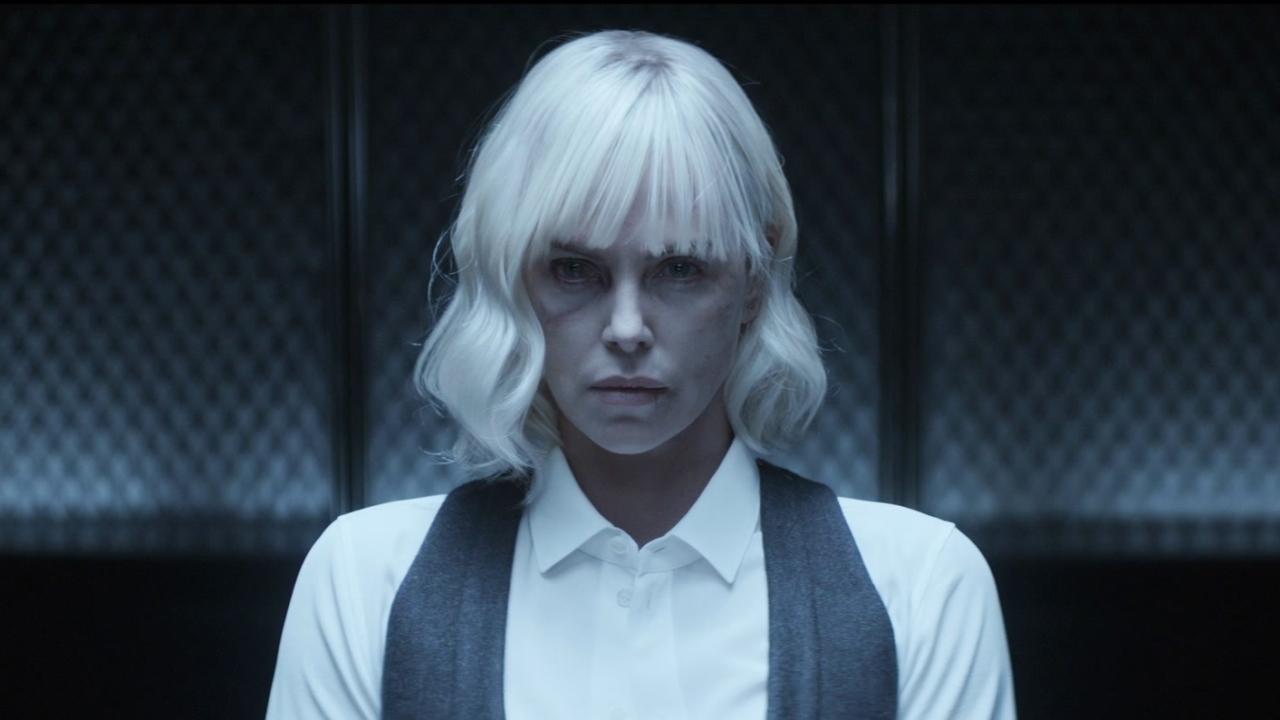 Atomic Blonde (Australia Trailer 2)