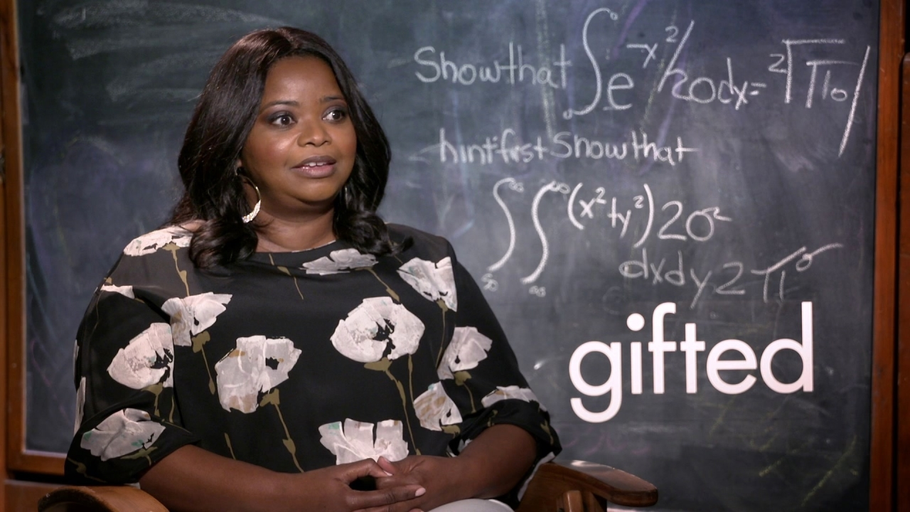 Gifted: Inside The Equation (Featurette)