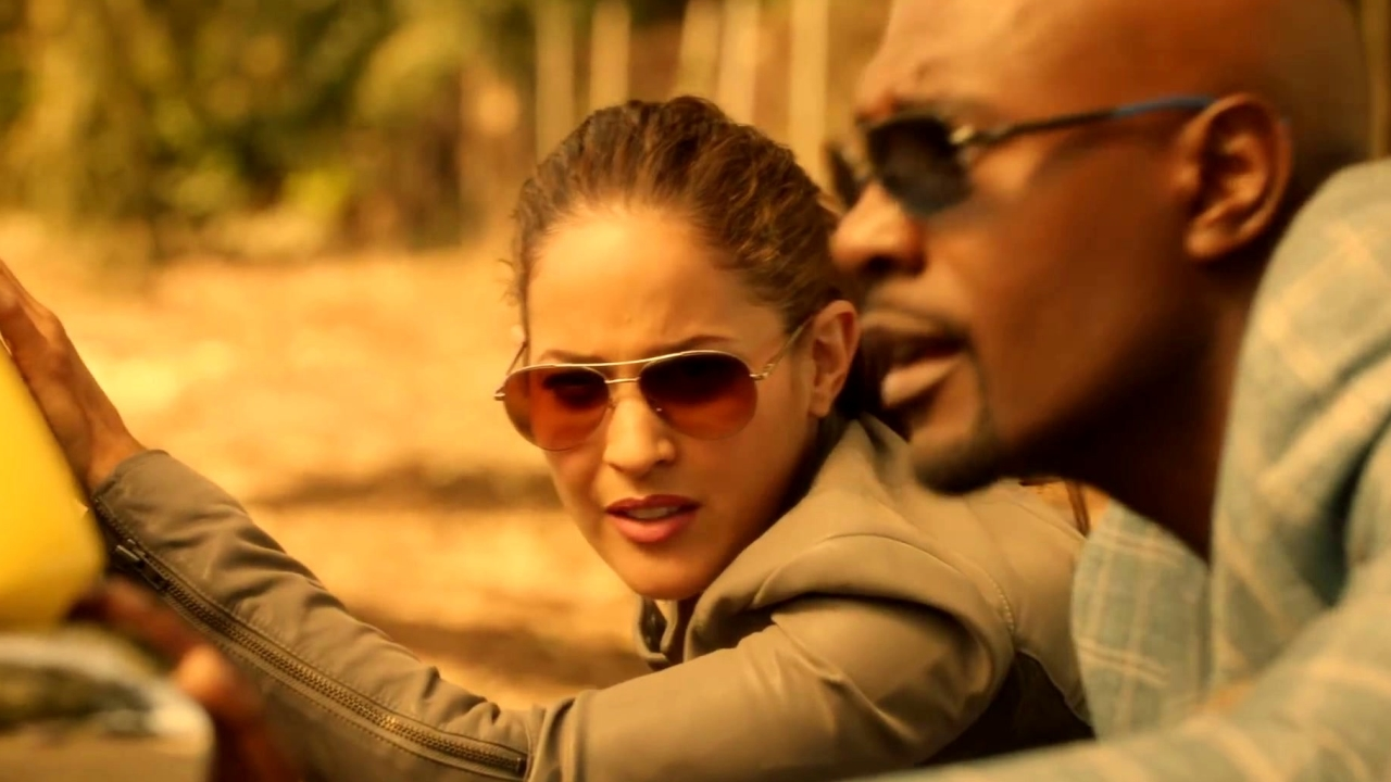 Rosewood: Earl Opens Fire On Rosie And Company