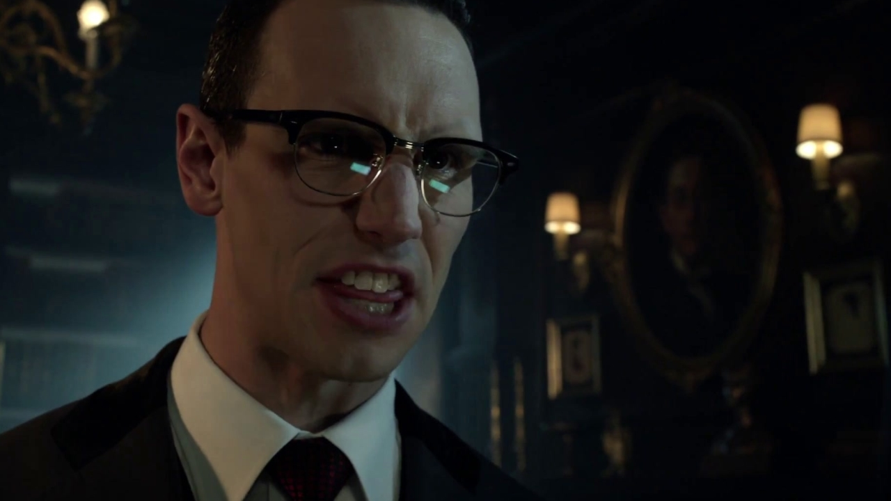 Gotham: Find Who Nygma Chooses As His Enemy
