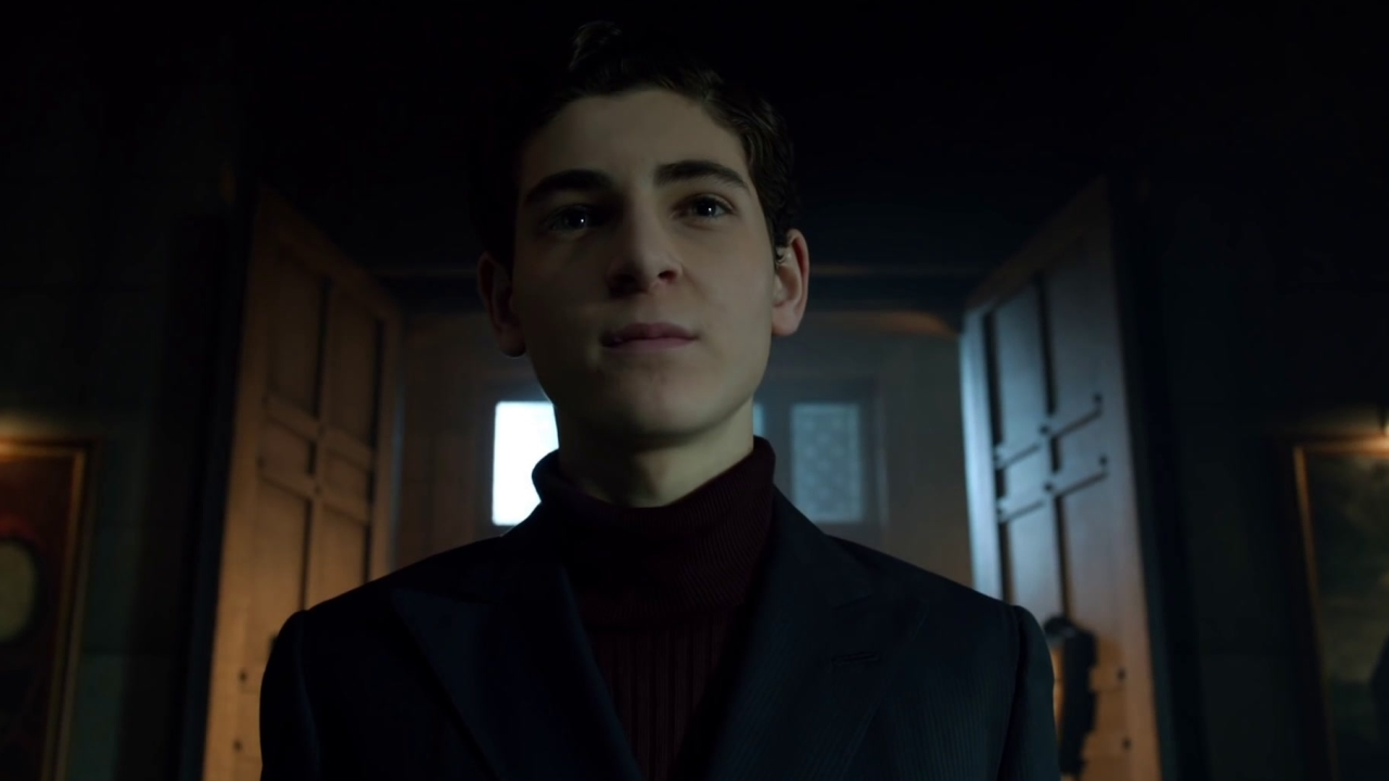 Gotham: Bruce Wayne Recalls How His Parents Died