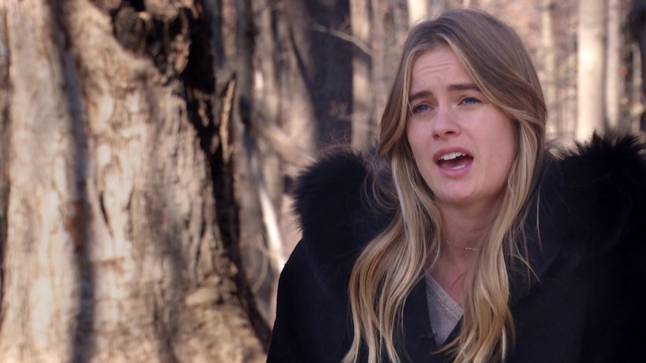 The Bye Bye Man: Cressida Bonas About her Role (International)