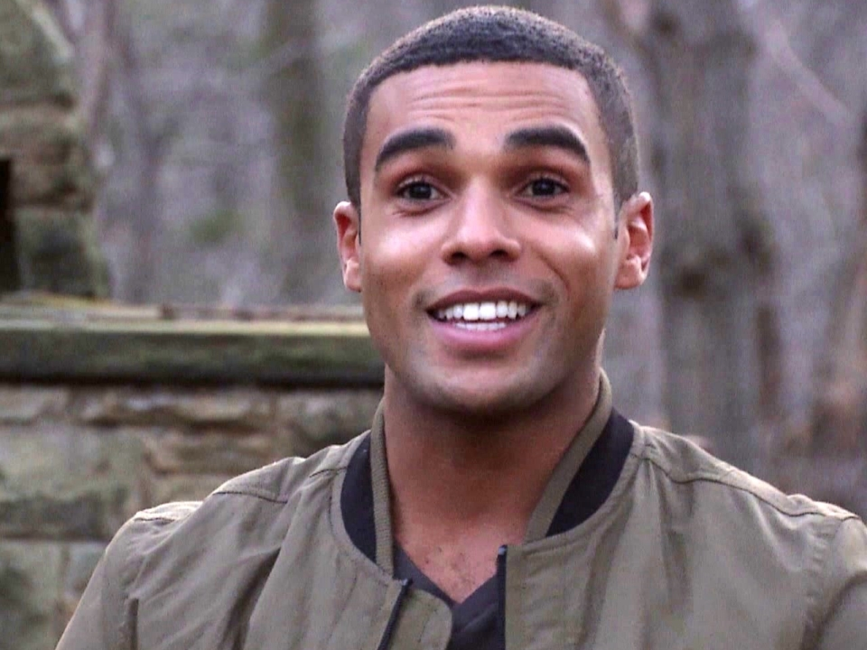 The Bye Bye Man: Lucien Laviscount on Collaborating with the Director (International)