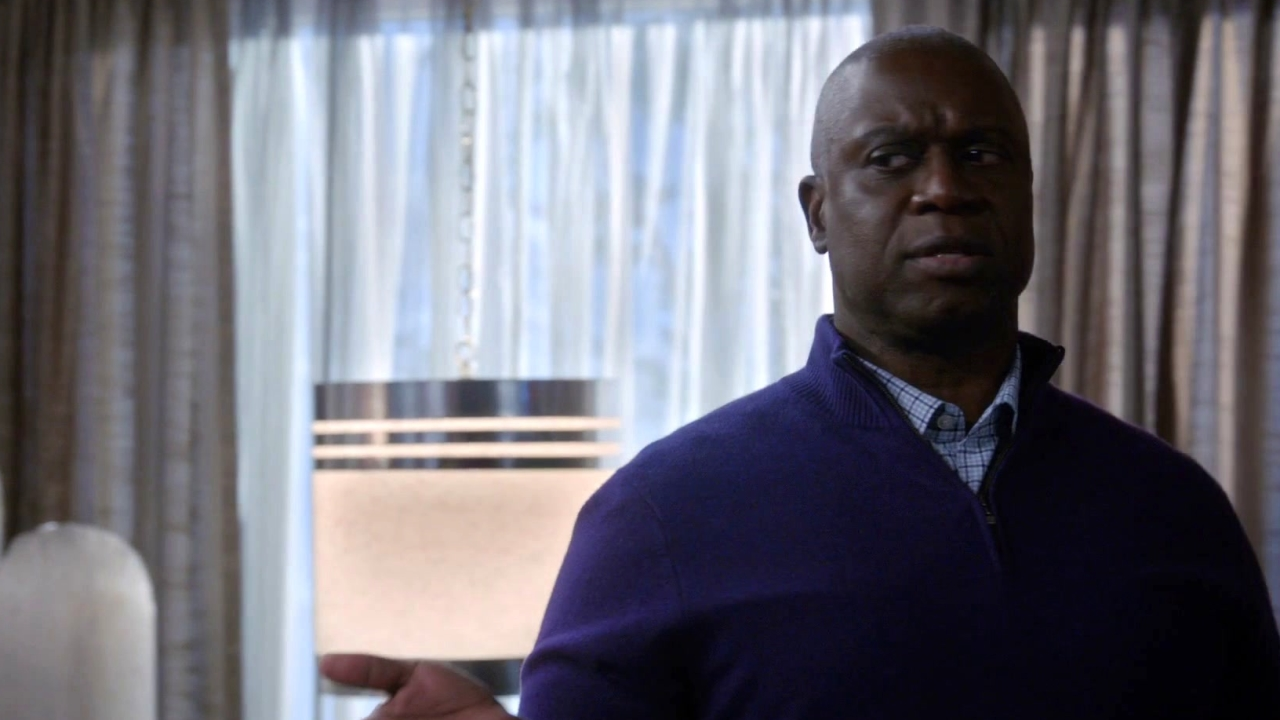 Brooklyn Nine-Nine: Captain Holt Isn't A Fan Of Blackmail