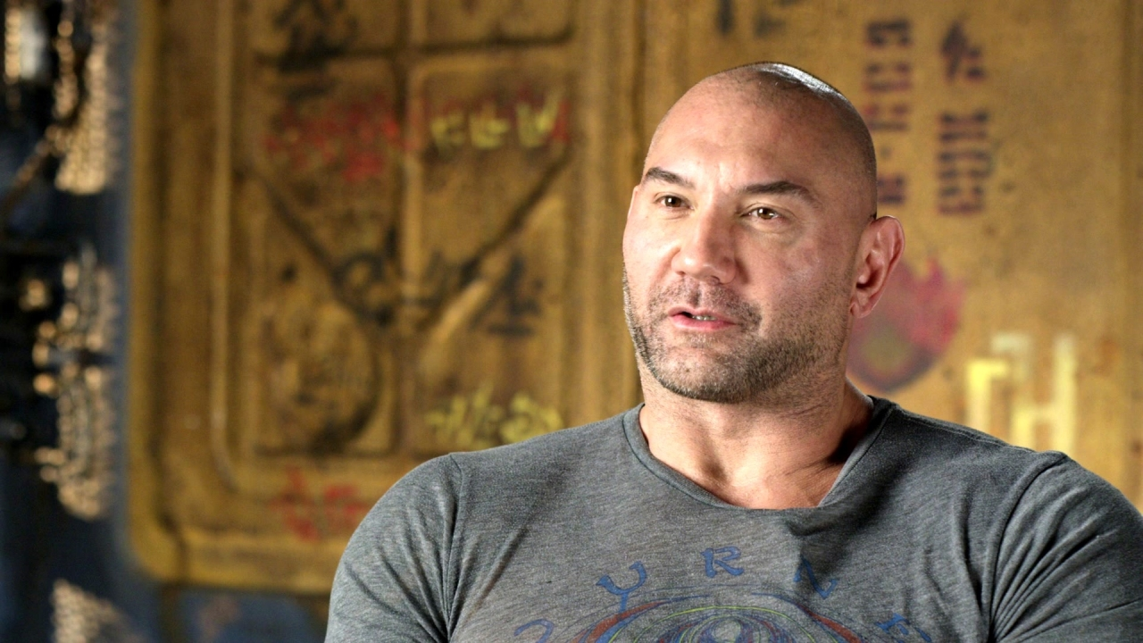 Guardians Of The Galaxy Vol. 2: Dave Bautista On The Success Of The First Film