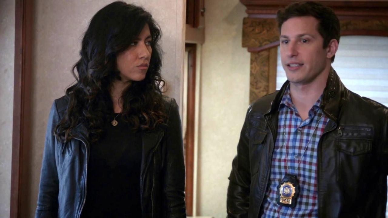 Brooklyn Nine-Nine: Jake And Rosa Are Star Struck