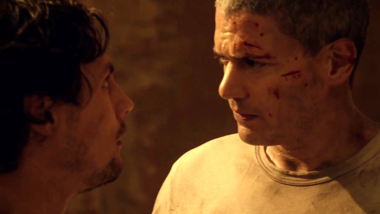 Prison Break: Whip Worries About Their Situation