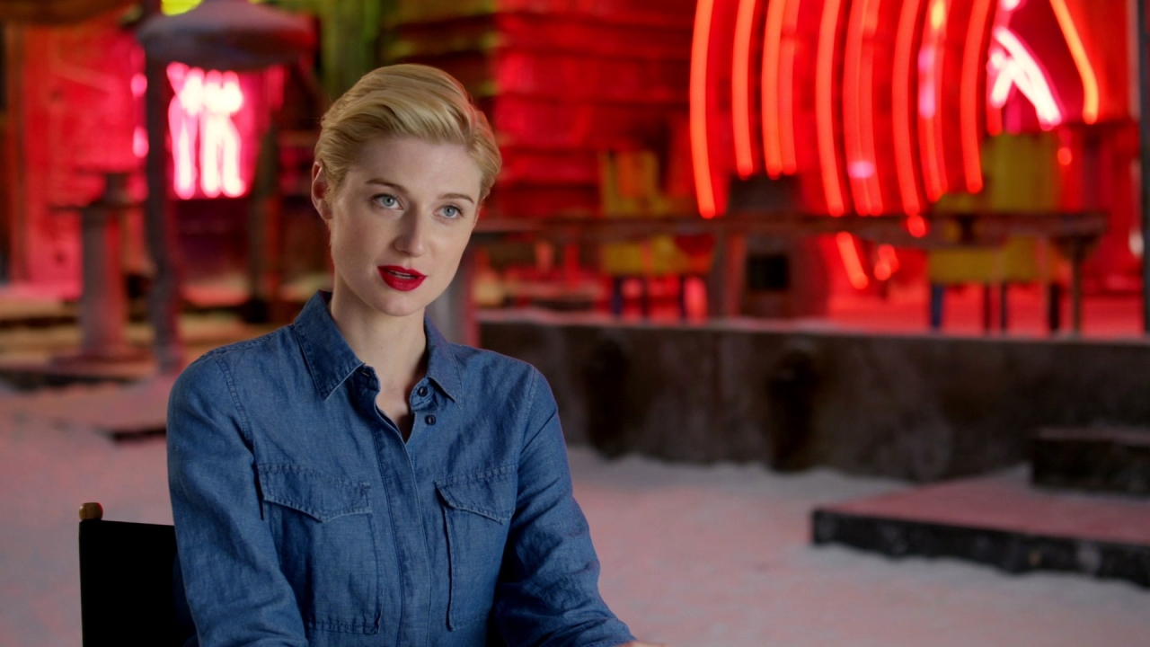 Guardians Of The Galaxy Vol. 2: Elizabeth Debicki On What Appealed To Her About The Project