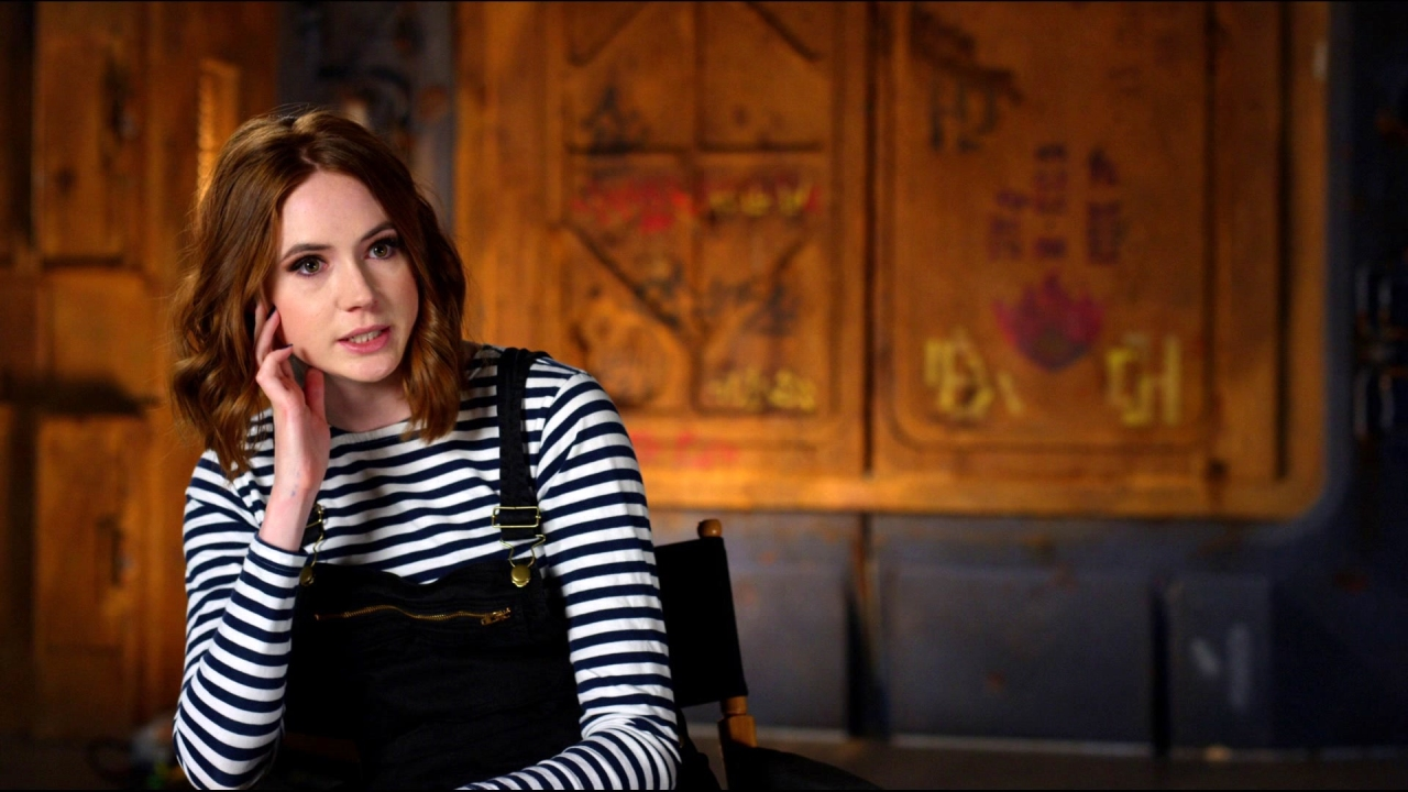 Guardians Of The Galaxy Vol. 2: Karen Gillan On Where We Find Nebula In This Film