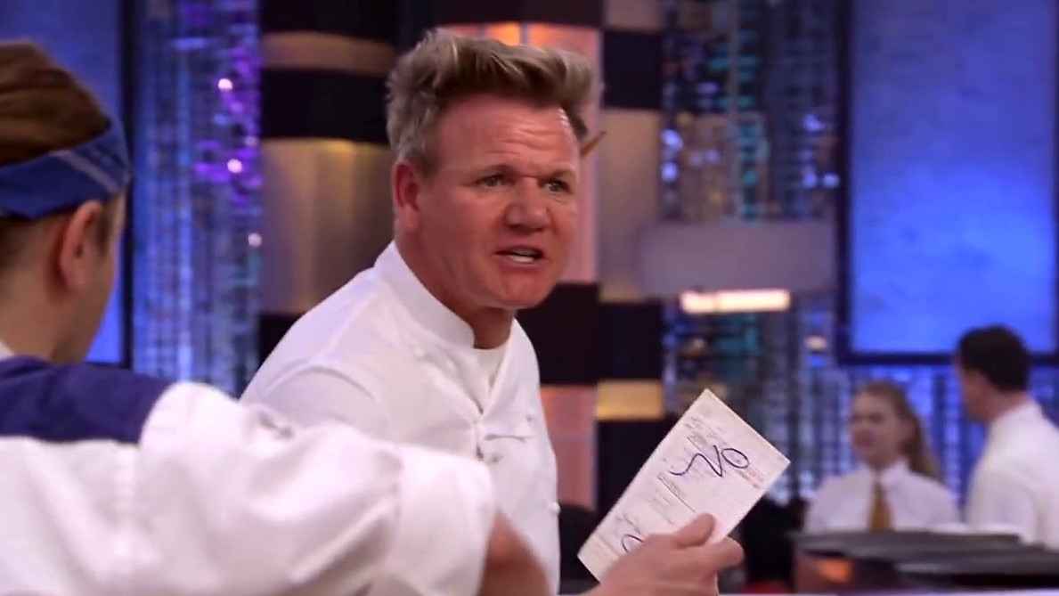 Hell's Kitchen: Surf Riding & Turf Fighting
