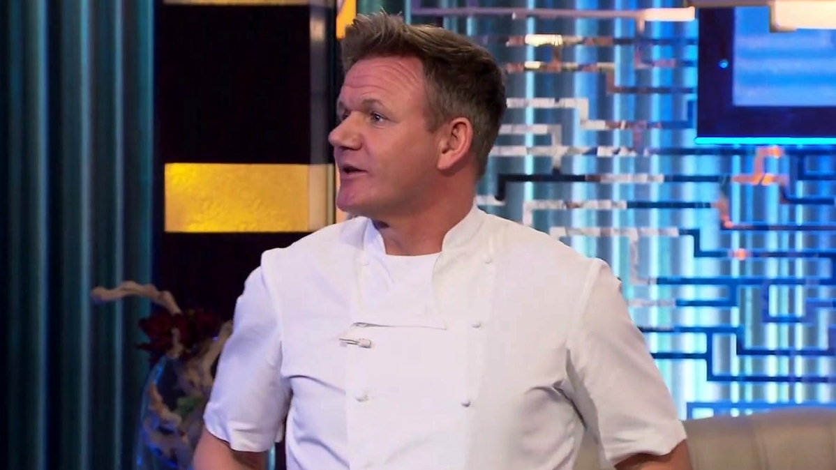 Hell's Kitchen: Singing Pirates Reveal The Fish Heidi And Johnny Will Be Cooking