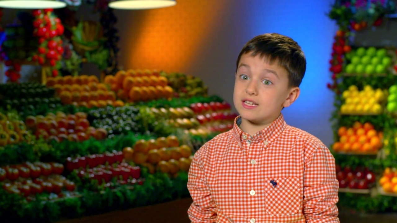 Masterchef Junior: Fire Can Be Dangerous In The Kitchen