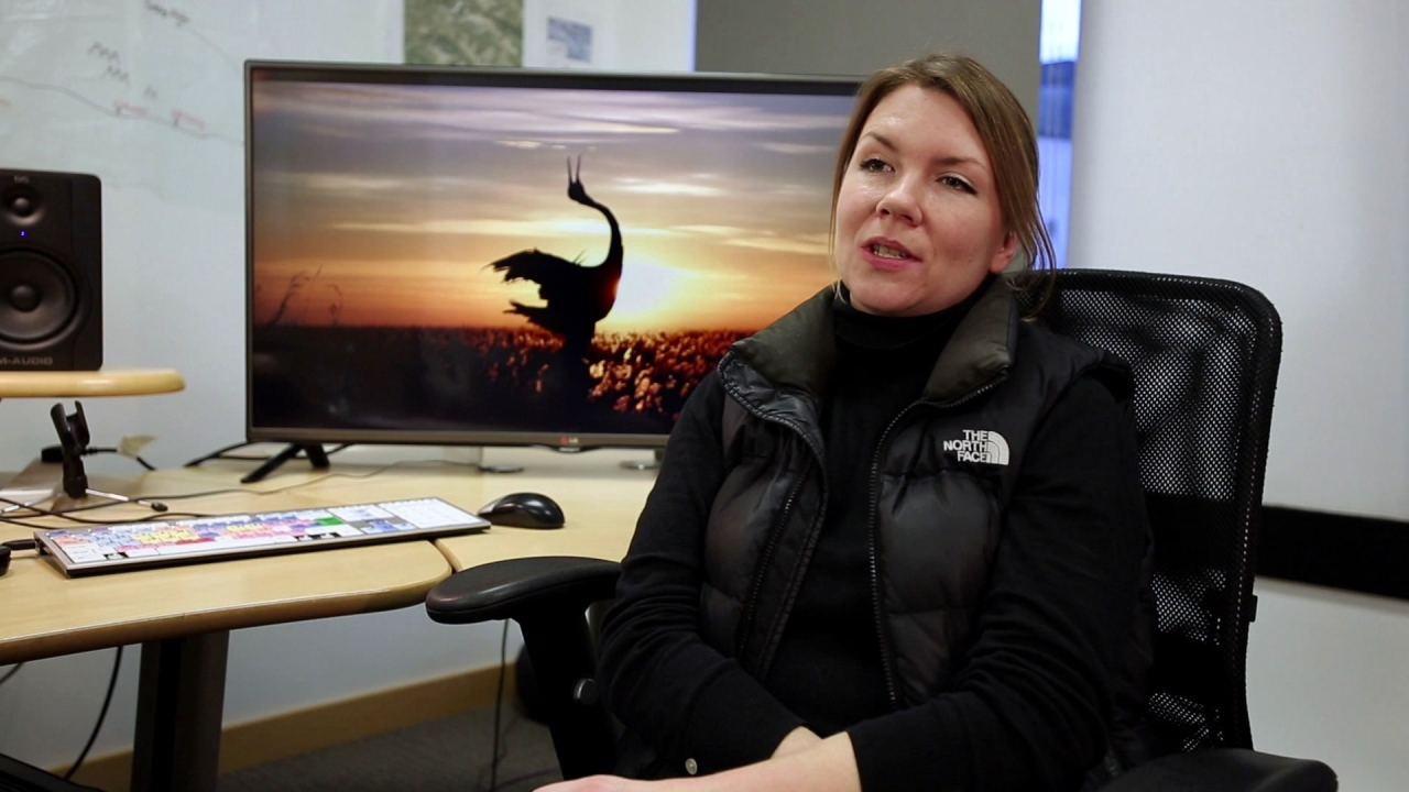 Born In China: Emma Fraser On What Inspires Her To Work On Nature Films