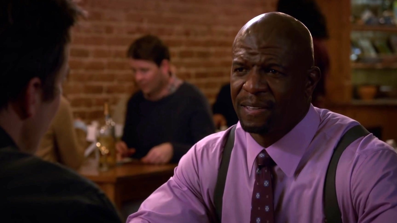 Brooklyn Nine-Nine: Terry Has Dinner With The Officer That Racially Profiled Him