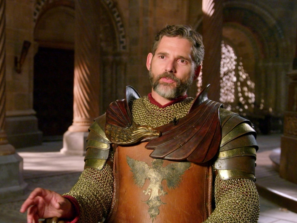 King Arthur: Legend Of The Sword: Eric Bana On Getting To Work With Guy Ritchie