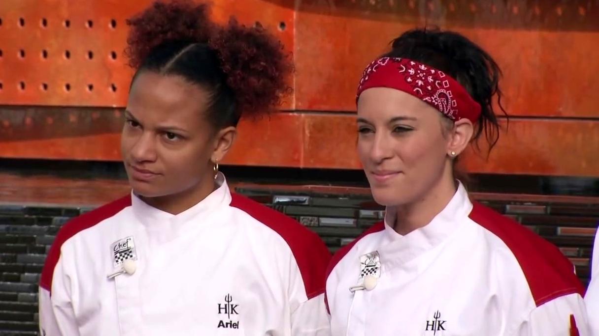 Hell's Kitchen: Blind Taste Test