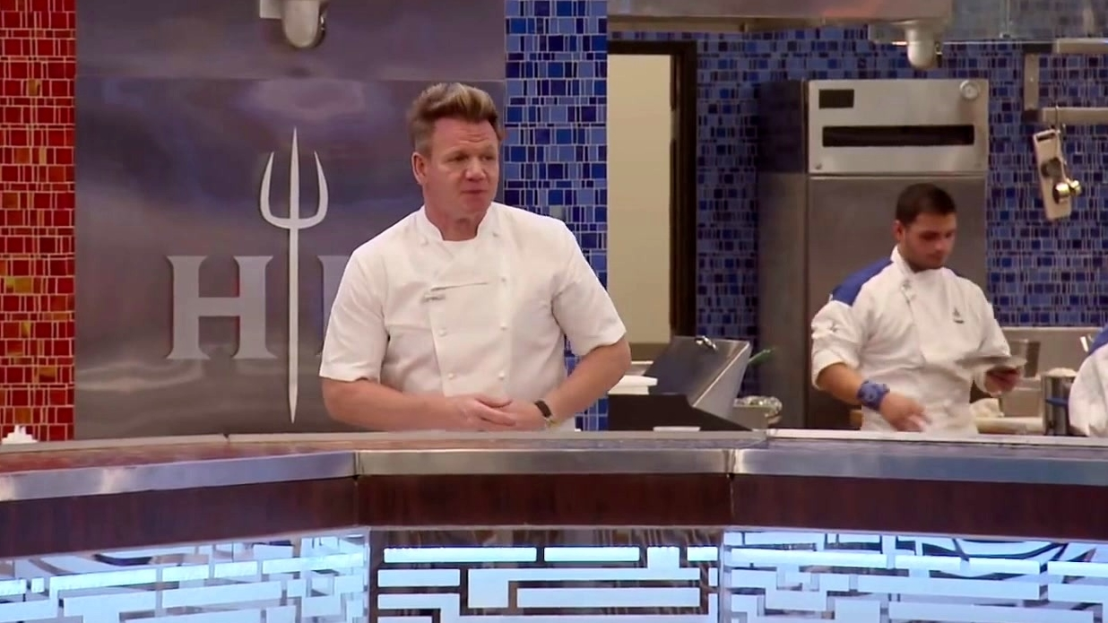 Hell's Kitchen: Vip Diners