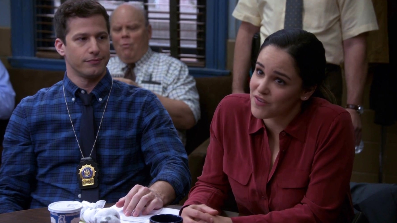 Brooklyn Nine-Nine: Terry Tells The 9-9 About His Incident