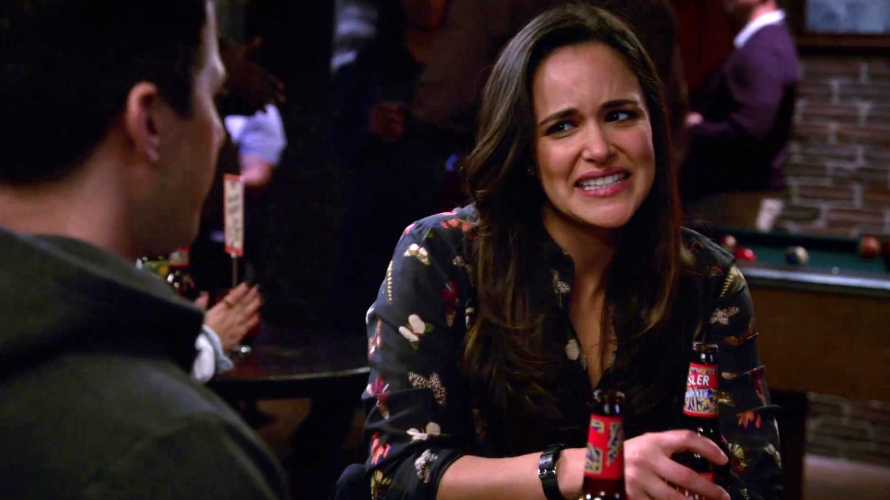 Brooklyn Nine-Nine: Jake And Amy Are Parents Of The Year!