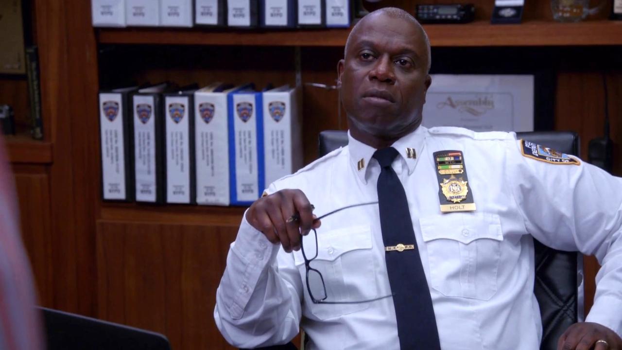 Brooklyn Nine-Nine: Terry Asks For More Responsibilities