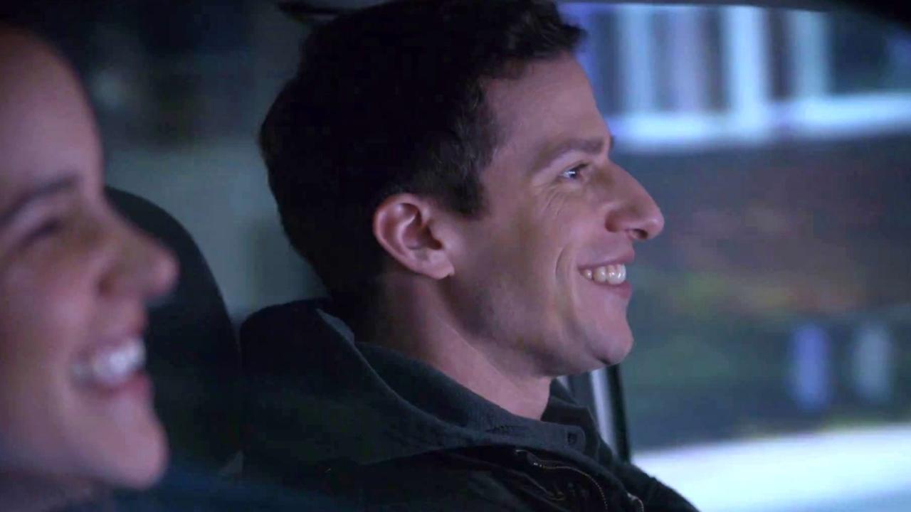 Brooklyn Nine-Nine: Jake And Amy Enjoy Babysitting