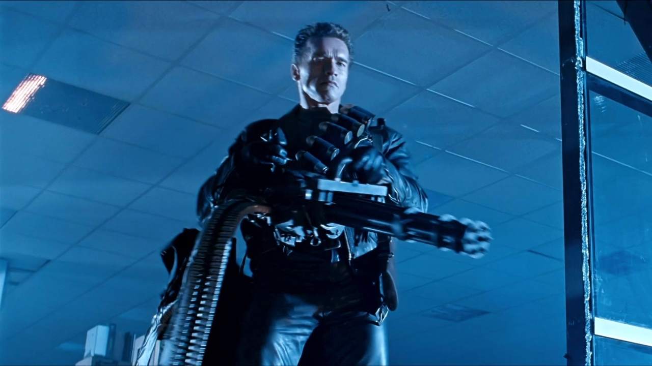 Terminator 2: Judgment Day (3D Trailer)