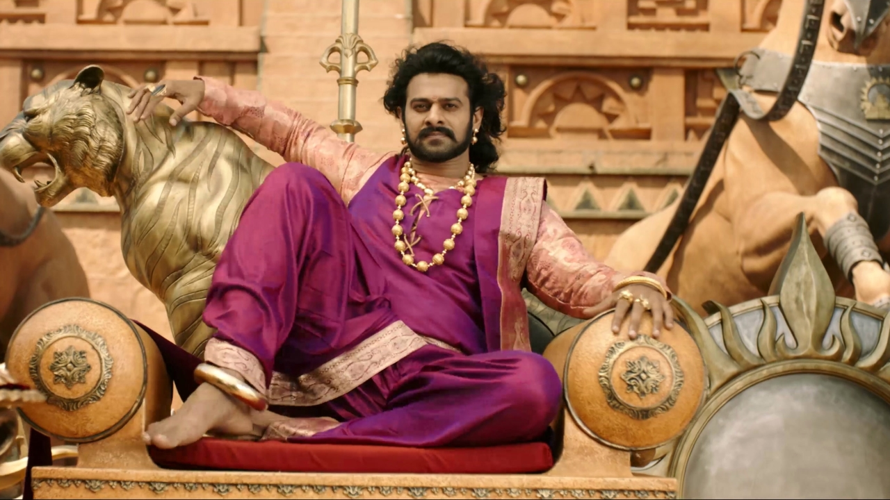 Baahubali 2: The Conclusion (US Trailer 1)