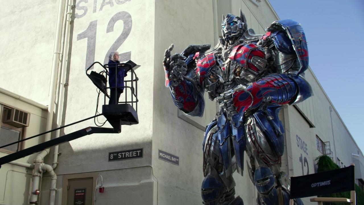 Transformers: The Last Knight (Optimus TV Spot)