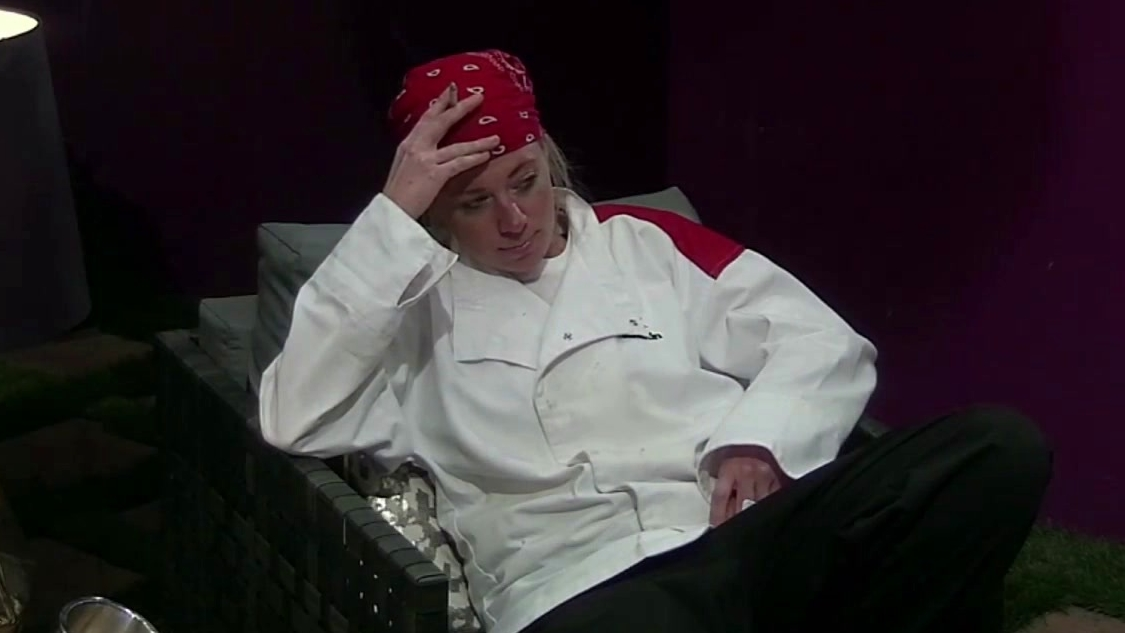 Hell's Kitchen: A Hellish Extra: Joe Is Eliminated