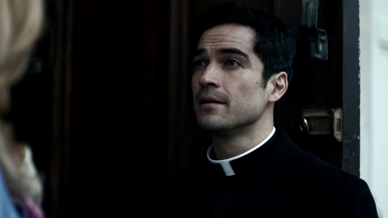 The Exorcist: Alfonso Herrera Talks About His Character Father Tomas