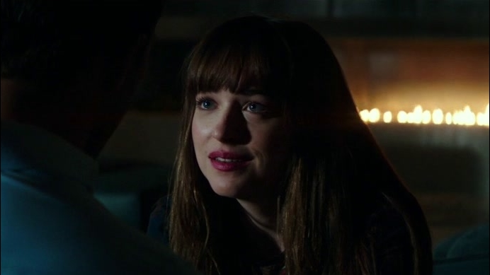 Fifty Shades Darker: Ana Tells Christian Why She's Scared
