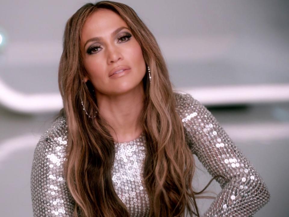 World Of Dance: Jennifer Lopez