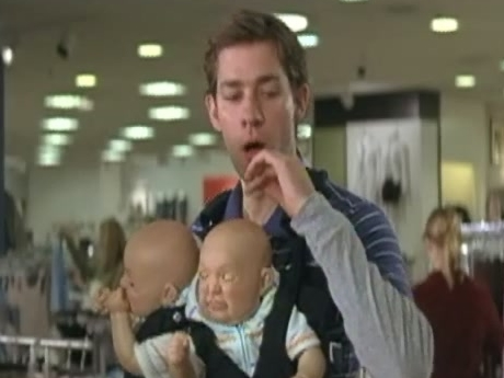 License To Wed: Why Don't You Change The Diaper And I'll Go Upstairs