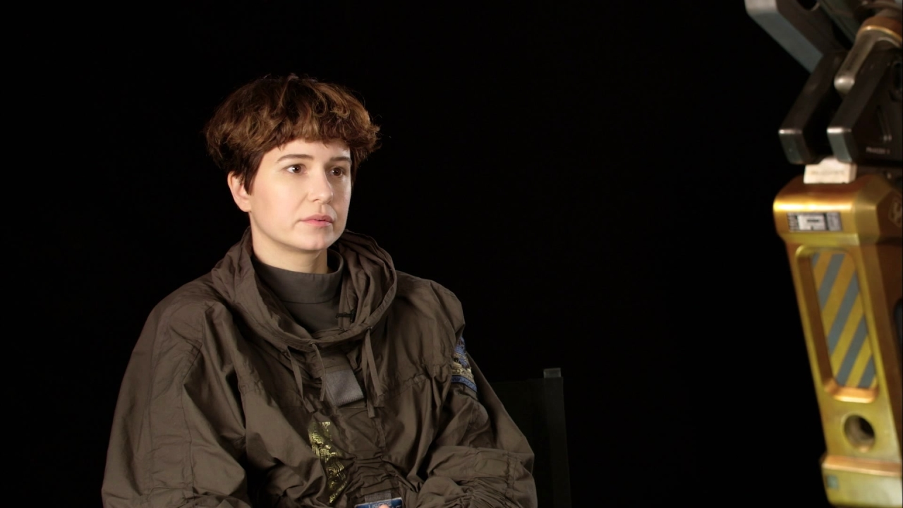 Alien: Covenant: Katherine Waterston On Her Character