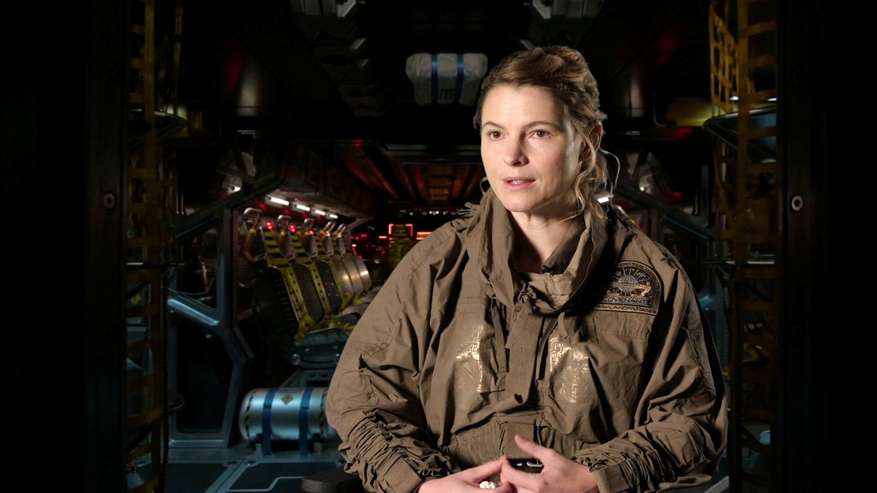 Alien: Covenant: Amy Seimetz On The Beginning Of The Story