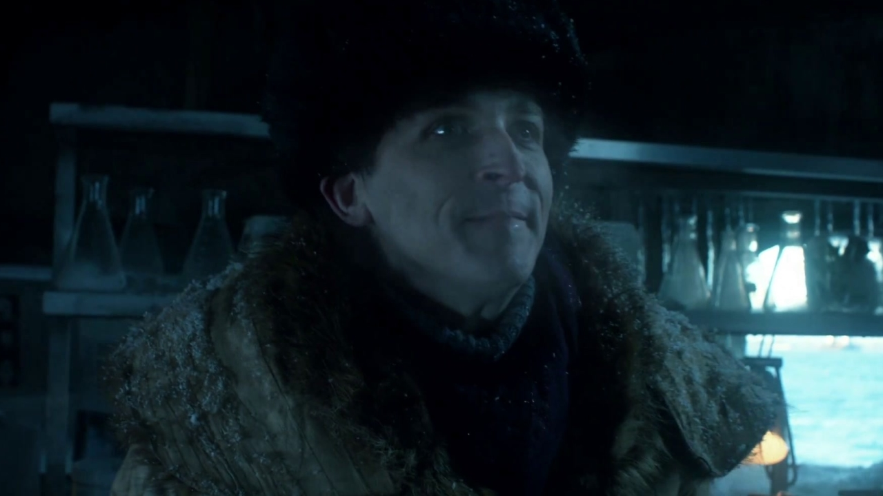 Gotham: Penguin Tries To Bargain With Victor Fries