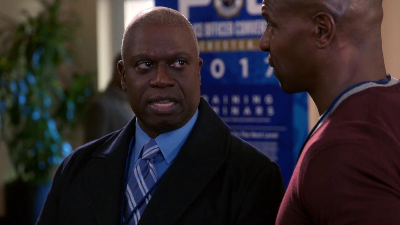 Brooklyn Nine-Nine: Holt Runs Into An Annoying Person