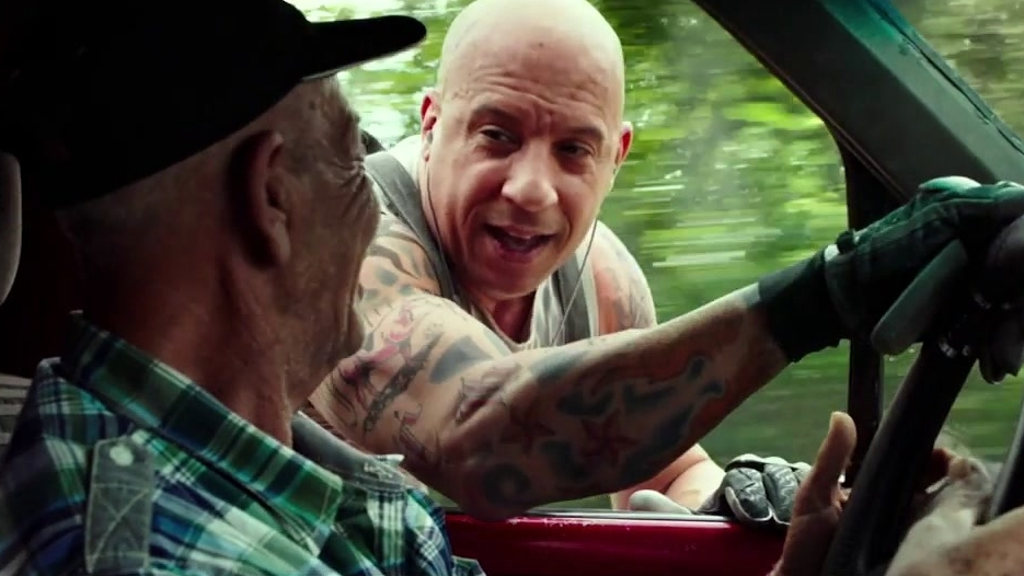 Xxx: The Return Of Xander Cage: Skate Board (Home Ent.)