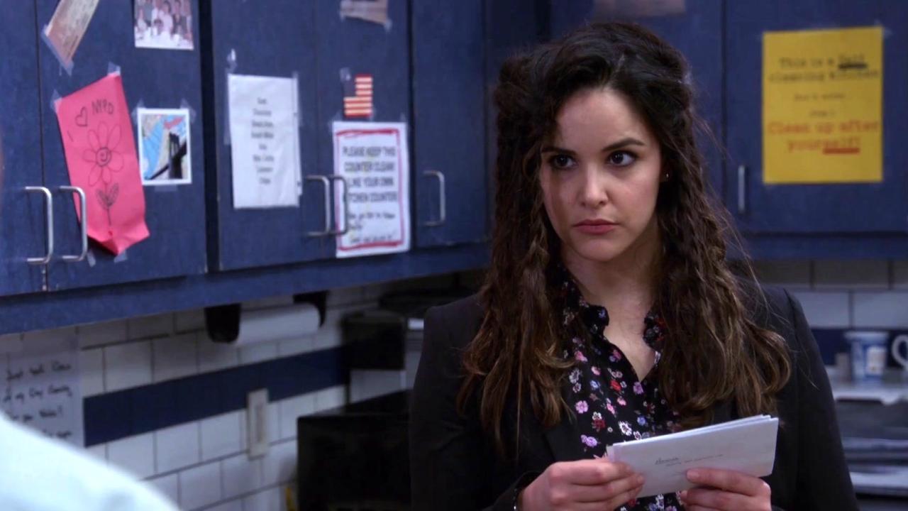Brooklyn Nine-Nine: Amy Loses Her Cool