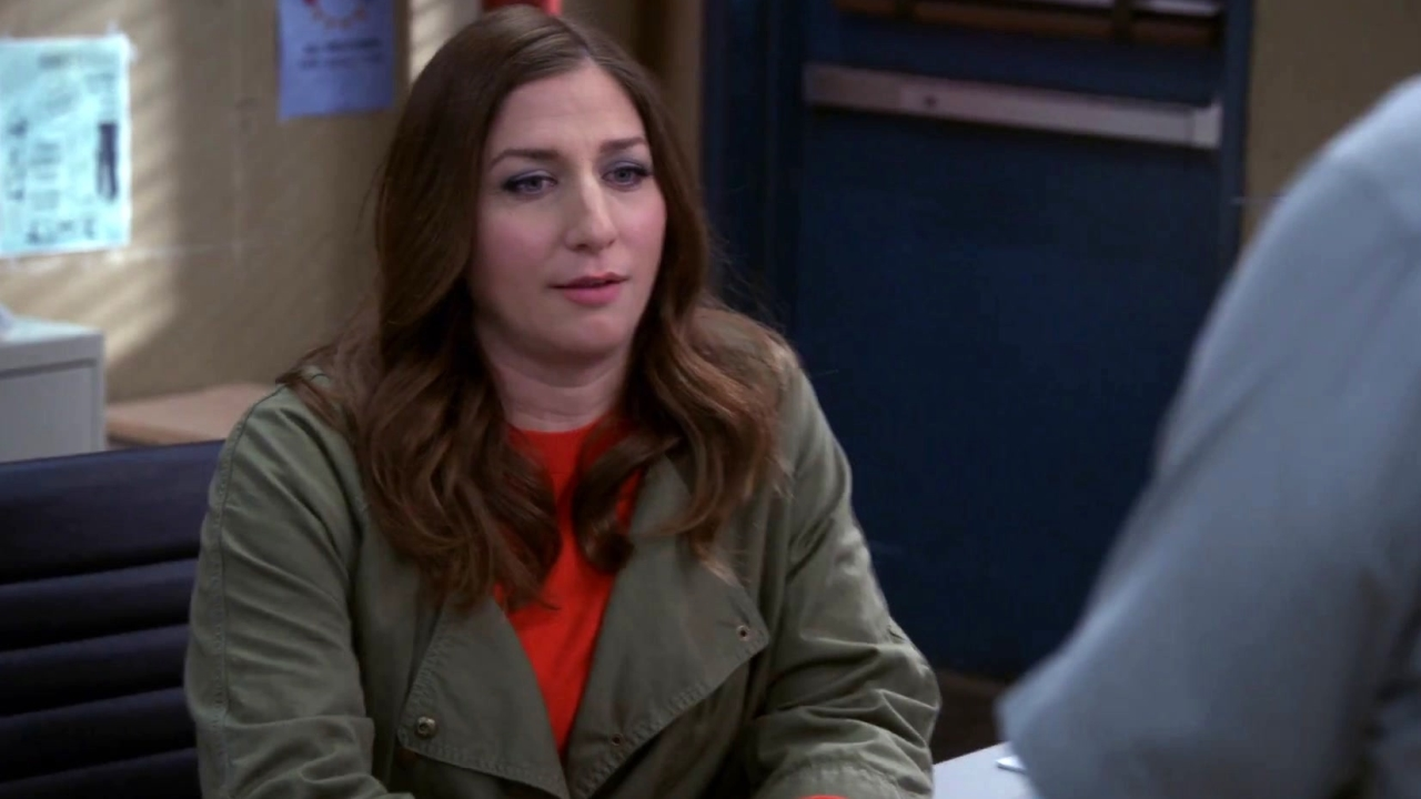 Brooklyn Nine-Nine: Gina Gets A Cool Surprise