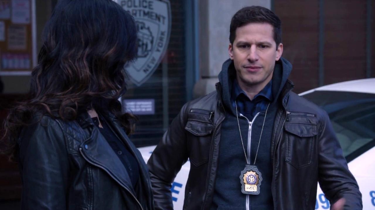 Brooklyn Nine-Nine: Jake Thinks Like Amy