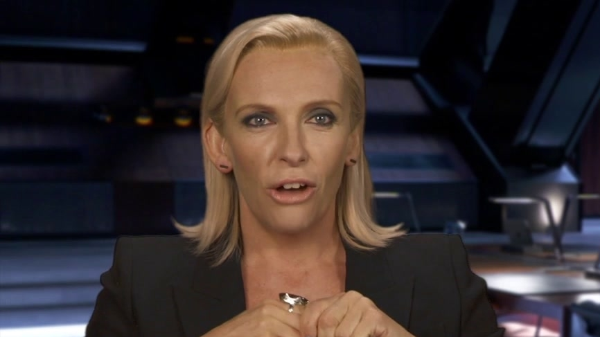xXx: The Return Of Xander Cage: Toni Collette