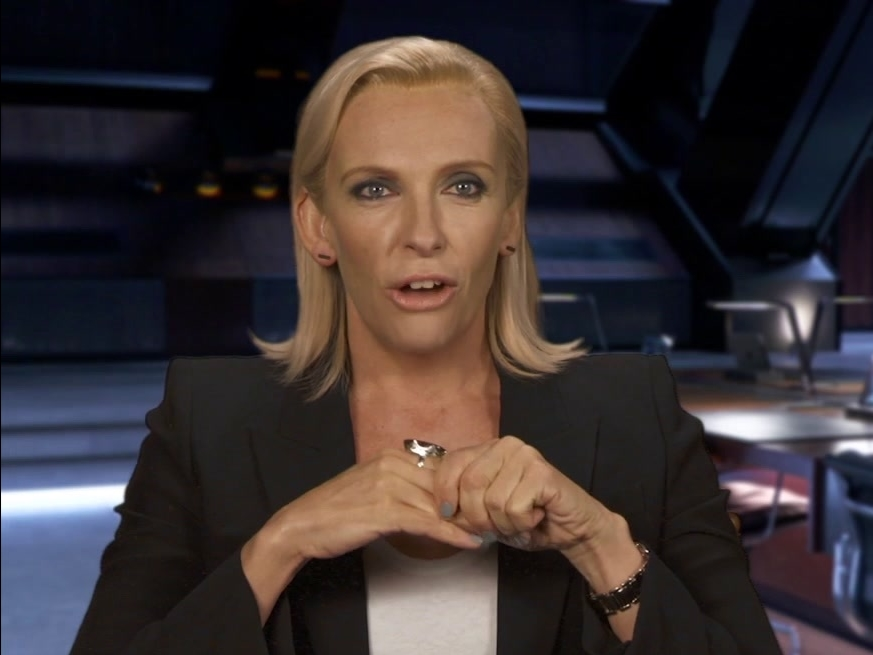Xxx: The Return Of Xander Cage: Toni Collette (Home Ent.)