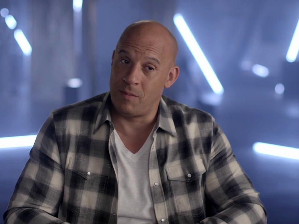 xXx: The Return Of Xander Cage: Vin Diesel On His Dad