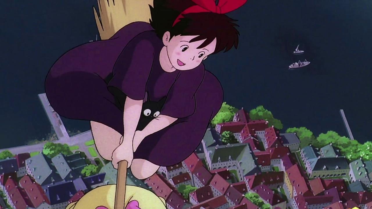 Kiki's Delivery Service (Studio Ghibli Fest 2017)