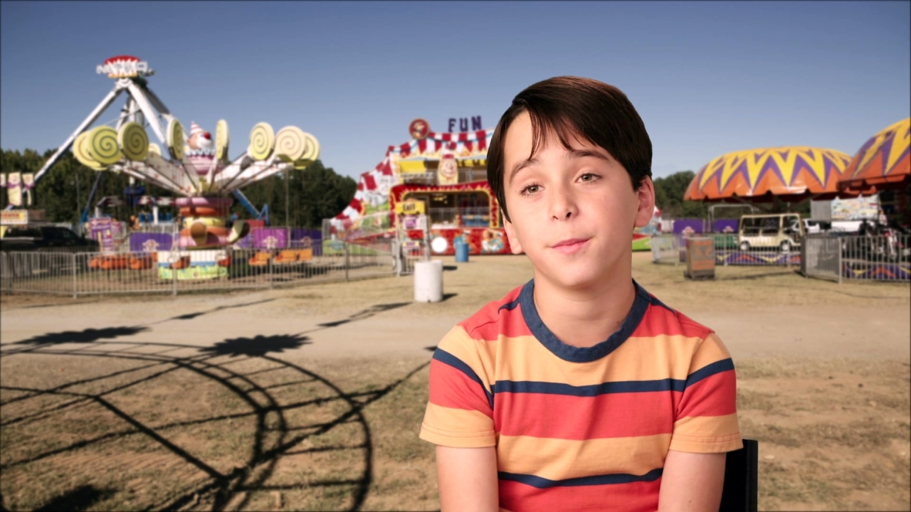 Diary Of A Wimpy Kid: The Long Haul: Jason Drucker On Playing 'Greg'