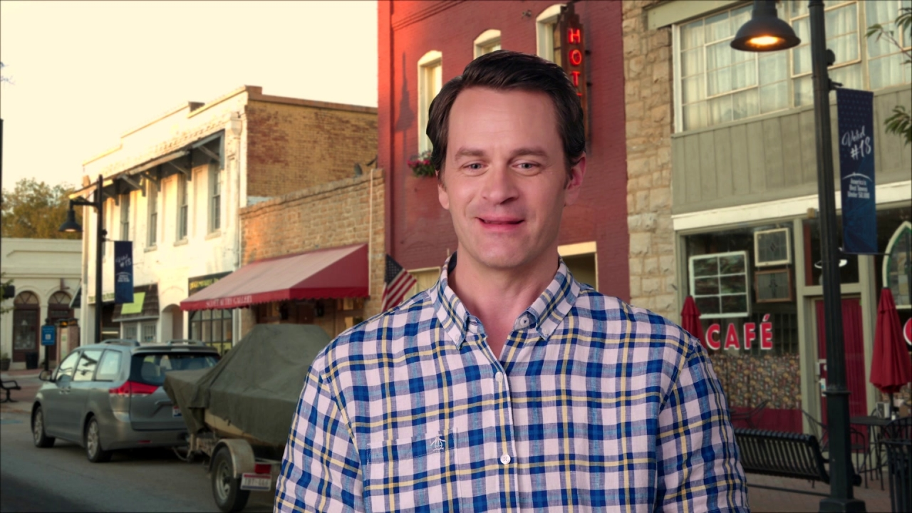 Diary Of A Wimpy Kid: The Long Haul: Tom Everett Scott On The Beginning Of The Story